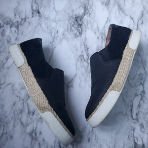 Sam Edelman Banks espadrille perforated sneakers